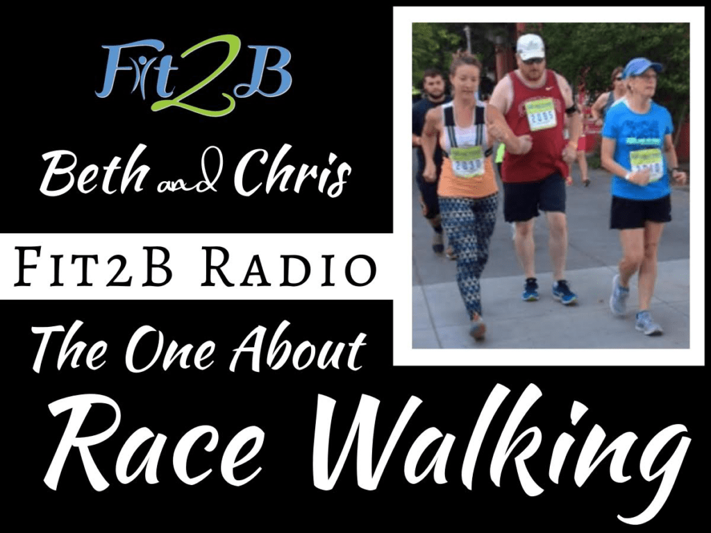 The One About Race Walking - Fit2B.com - Walking exercises flex and stretch ALL of your core. And walking challengs are safe for your diastasis! Listen in to this podcast as Beth discusses racewalking and why you should add it to your fitness routine. #fitnessmotivation #getfit #furtherfasterforever #whstrong #shapesquad #fitmomlife #bodypositive #sweateveryday #strongnotskinny #homefitness #abworkout #homeworkouts_4u #healthylife #healthylifestyle #fitnessroutine #coreworkouts #core #diastasisrecti #diastasis #fit2b #postpartum